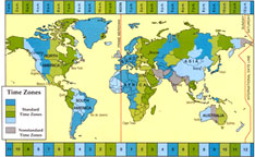EST – Eastern Standard Time (Time Zone Abbreviation)